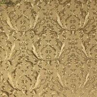 beibehang European - style wallpaper high - grade gold foil gold silver gold coffee wall paper background papel de parede