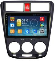 Fit Honda City Low Version 2008 2012 Deckless Car Dvd Player MTK AC8227 Quad Core Android