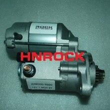 Стартовый двигатель 228000-1020 228000-1022 15461-63013 15461-63015 2-2107-ND 18144 для KUBOTA NEW HOLLAND