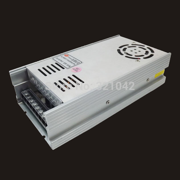 12V 41A 500W Switch Power Supply Driver Switching For LED Strip Light Display 110V 220V 12v 30a switch power supply driver for led light strip display 220v 110v adapter creality 3d printer cr 2020