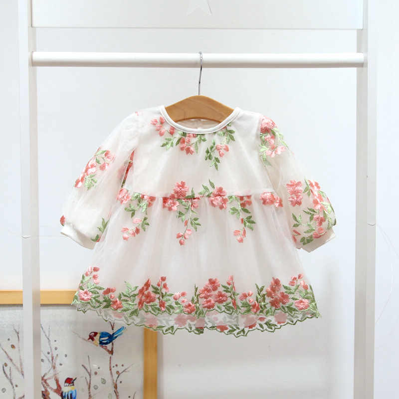 dbd50222a644 Detail Feedback Questions about infant clothes 2018 spring new girl ...