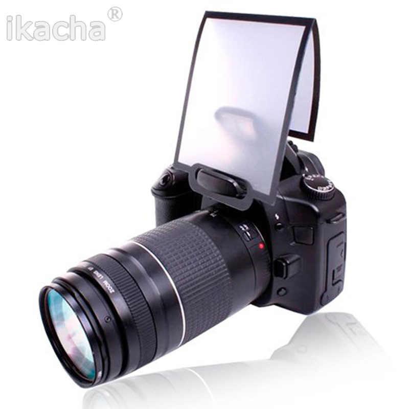 Camera Screen Flash Diffuser Universal Soft Screen Pop-Up Softboxen Algemene SLR Camera Flash Diffuser Voor Nikon