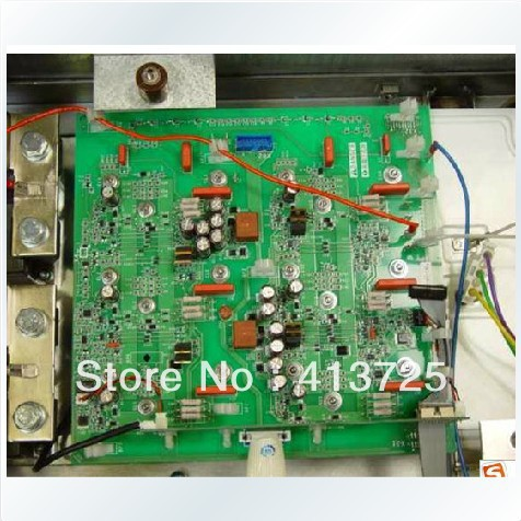 315KW/400KW/500KW Schneider ATV61/71 frequency converter drive plate/trigger/power panels 2945403604 110kw frequency converter drive plate used in good condition can working