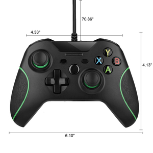 Image 5 - Wired USB Controller For Microsoft Xbox One PC Controller Xone Gamepad Joystick Mando for Xbox One Slim Computer USB Controle