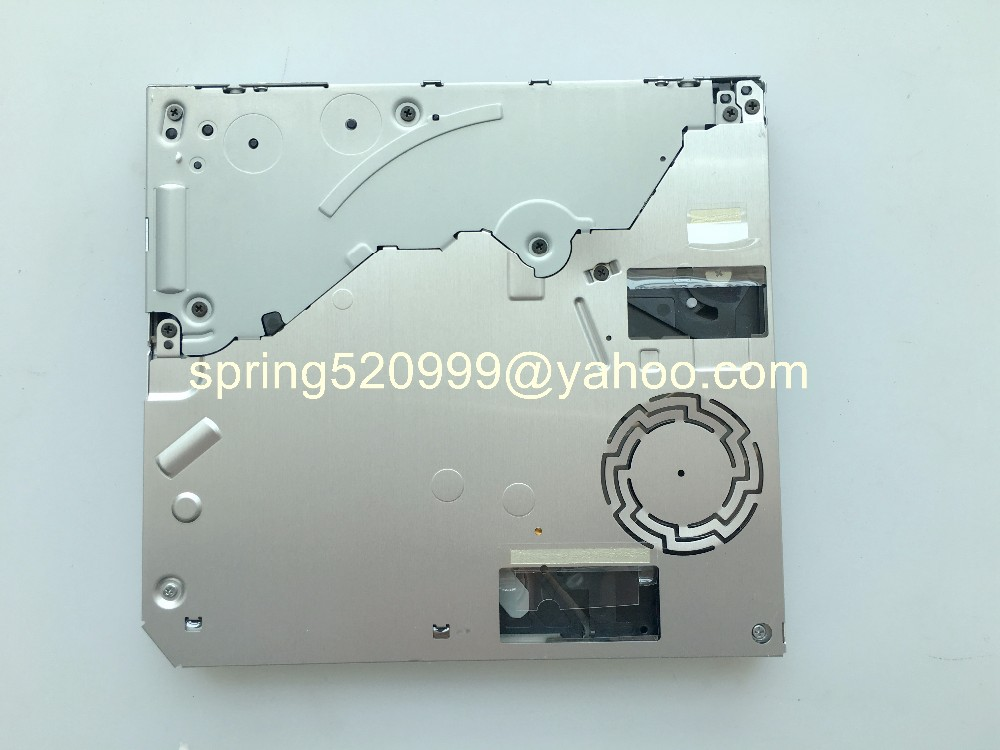 Free post Kenwoo single DVD mechanism DVS8550V DVS8551V without PC Board for Mercedes car DVD drive