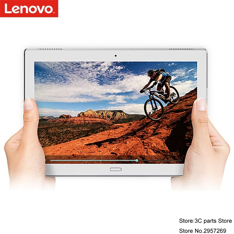 Nouveau Lenovo Tab 4 10 plus X704N 10 pouces Android 7.1 LTE tablette 4 GB 64G Qualcomm Snapdragon 625 APQ8953 empreinte digitale