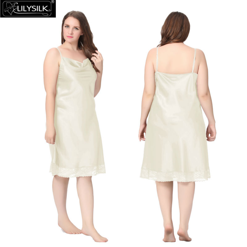 1000-beige-22-momme-lacey-hem-mid-length-silk-nightgown-plus-size-01