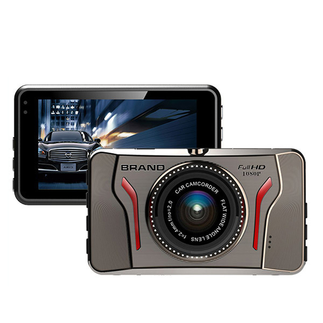 "3""""Wifi Car DVR HD 1080P G-Sensor Car Cam Video Recorder 170 Degree Wide-angle Camera multilingual"