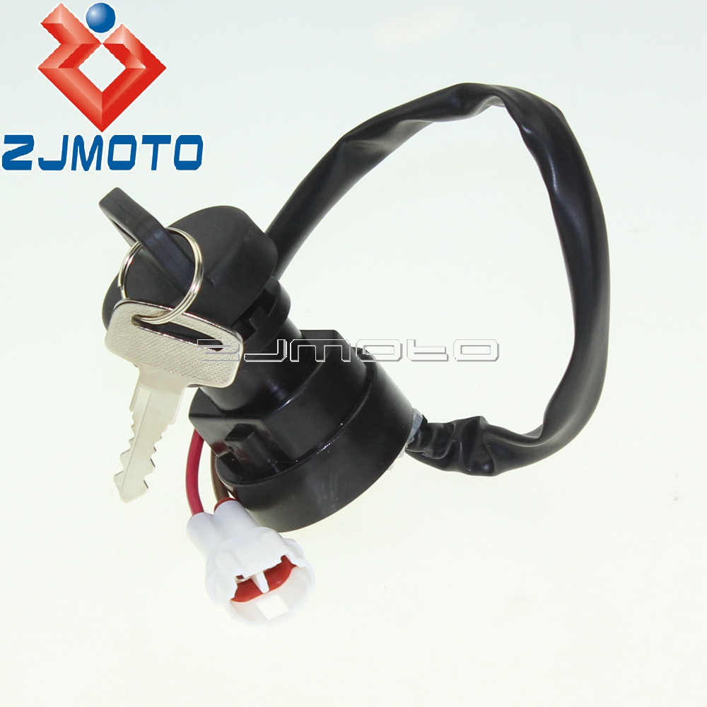 Ignition Key Switch YAMAHA RAPTOR 350 YFM350 2004-2013 ATV