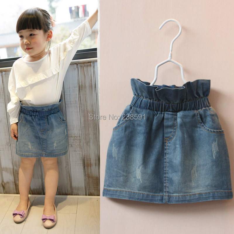 Jean Skirt Girls - Dress Ala