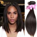Raw Indian Virgin Hair Straight Human Hair Extensions 3 Bundles Rosa Hair Products Good Quality Human Hair Weaves Thick End