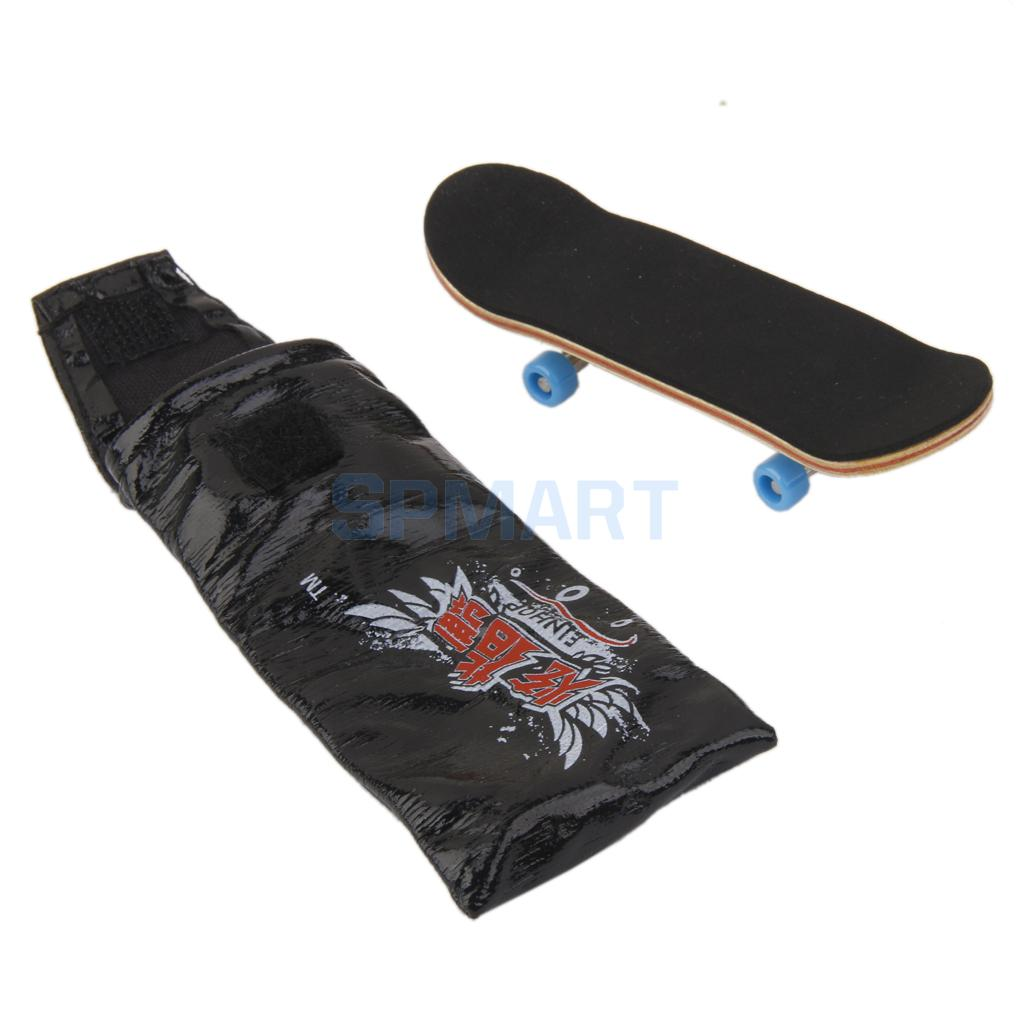 Wooden Fingerboard Skateboard Sport Games Kids Gift