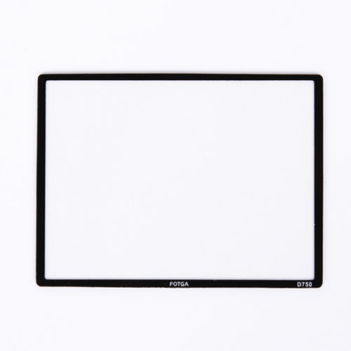 FOTGA Optical Glass LCD Screen Guard Hard Protector for
