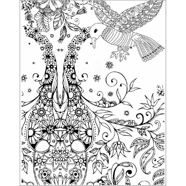 Tienda Online Alma de pájaro viaje libro para colorear para niños ...