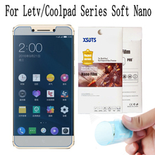 For Letv Coolpad Cool 1 Changer 1C S1 Nano Screen Protector For Letv LeEco S3 Le 3 Pro Max Le Max 2 X620 X820 Not Tempered Glass