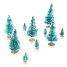 Рождественская елка Arbol De Navidad Новогодние товары Мини Рождественская елка Adornos De Navidad Para Casa Choinka Sztuczna