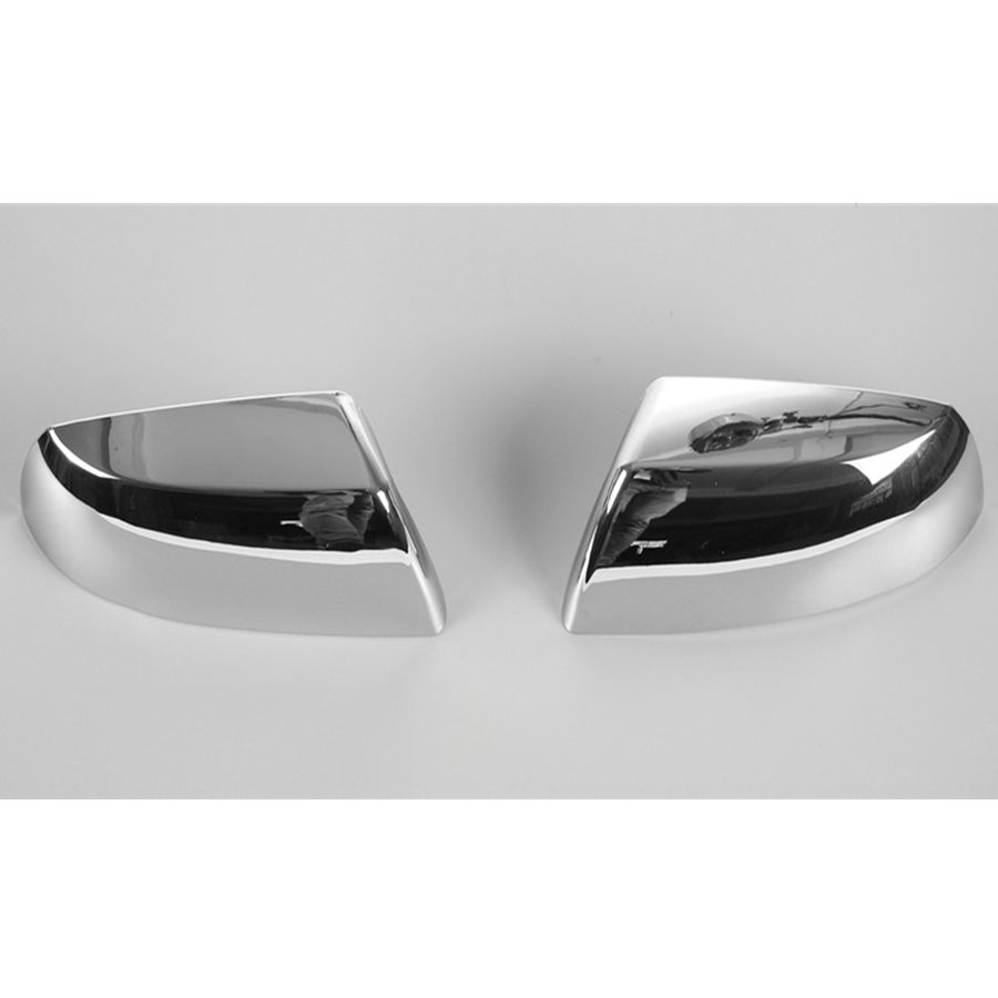 For toyota tundra 14 17 2pcs abs exterior car styling side rearview backup mirror cover