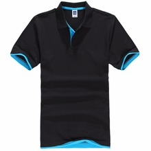 Fgkks 2017 Фирменная Новинка Для мужчин S Поло рубашка Для мужчин хлопковая рубашка с короткими рукавами Поло Майки golftennis плюс Размеры XS-3XL Camisa Поло мужской
