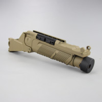 1PCS Water bomb M4 retrofitted accessories 8 generation 9 generation scar, only model can not launch Storage Crystal bullet