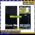 """""""Wcdma"""" display lcd + digitador da tela de toque para xiaomi m3 mi3 xiao assembléia mi com frente frame/moldura cabos"""