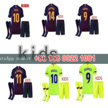 4bf2818080 2019 Barcelonaes boy child kids kit Barcelona shirts kids kit football  shirt soccer jersey COUTINHO A. INIESTA SUAREZ MESSI