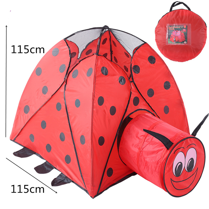 115*115*cm Children outdoor Tent Beach Tent Baby Toy Play Game House Kids Princess Prince Castle Indoor Outdoor Child Toys Tents outdoor puzzle folding mongolia bag game house tents