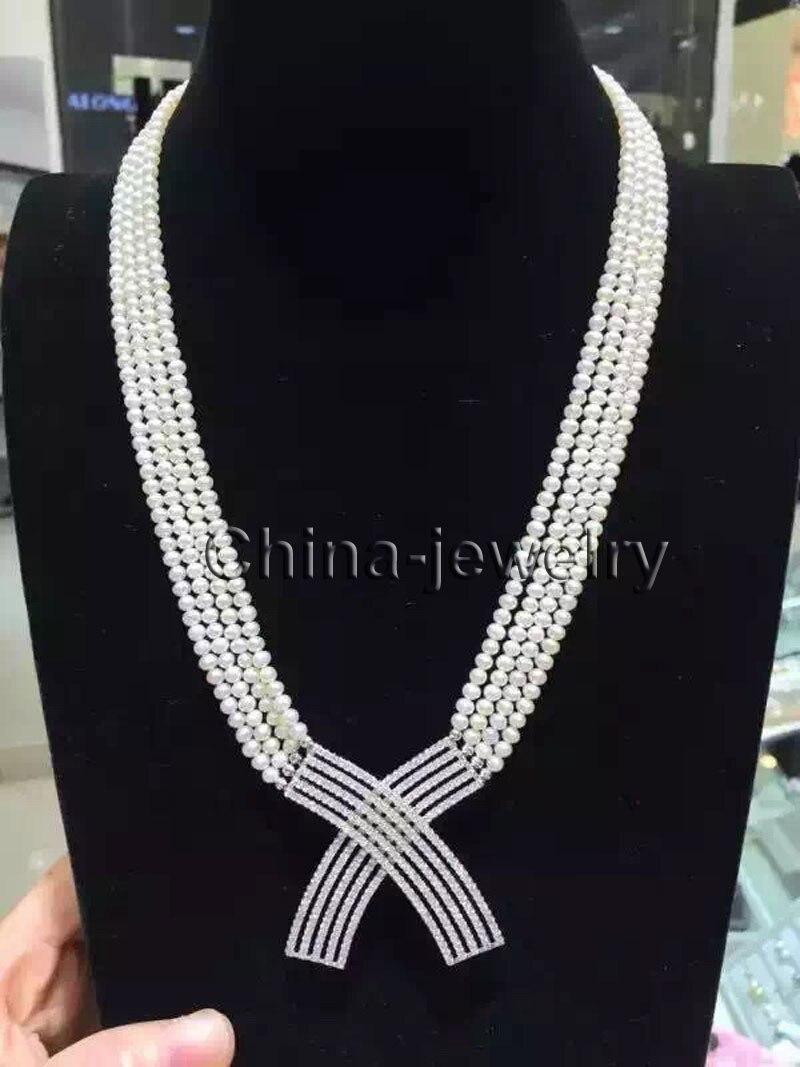 Livraison gratuite *** collier de perles deau douce blanches naturelles 17-20 6mm 100%-fermoir GPLivraison gratuite *** collier de perles deau douce blanches naturelles 17-20 6mm 100%-fermoir GP