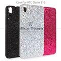 Prata luxury case para htc desire 816 a5 bling tampa traseira durável telefone celular escudo protetor para htc desire 800 ultra fino case
