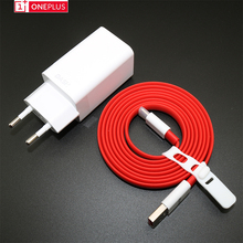 Original ONEPLUS 3 3T 5 5T Dash Charger 5V 4A EU USB Fast Charger Adapter, USB 3.1 Quick Charge Data Dash Cable