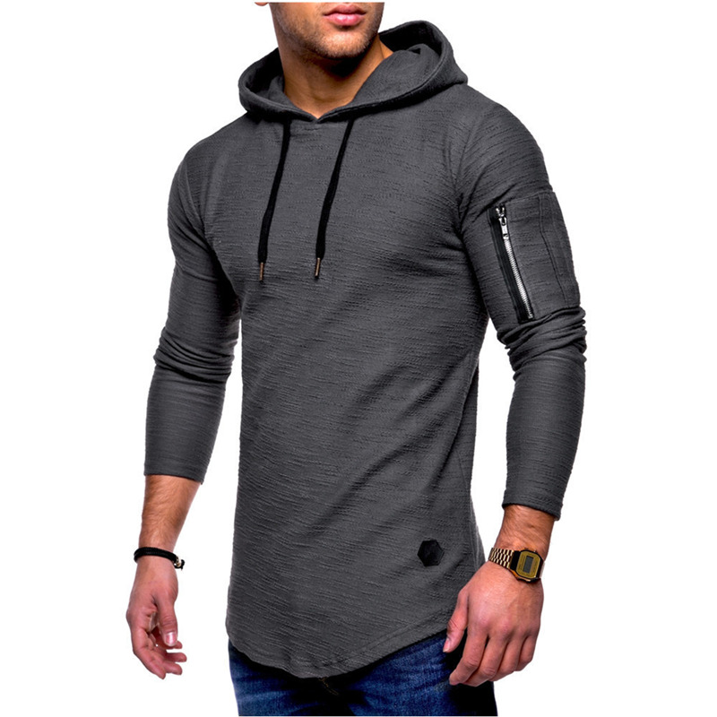 New Running Jacket Men Sports Fitness Long Sleeves Hooded Tight Sweatshirt Gym Training Jogging Jacket Coat Tactical ClothingNew Running Jacket Men Sports Fitness Long Sleeves Hooded Tight Sweatshirt Gym Training Jogging Jacket Coat Tactical Clothing