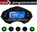 Motorcycle tachometer hour meter digital speedometer gear indicator motorcycle parts