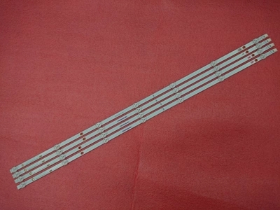 5set=20 PCS 7LED 805mm  Strip For Ve St El 17DB43H P43d300 LB43007 17DLB43VLXR1 VES430UNDL-2D-N12 VES430UNDA-2D-N12