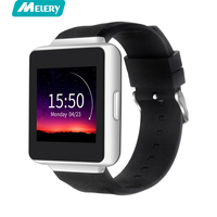 Smart Watch 512MB-8GB Support Bluetooth WIFI 3G GPS Google Play Map Heart Rate Tracker Smartwatch K1 for Android Phone