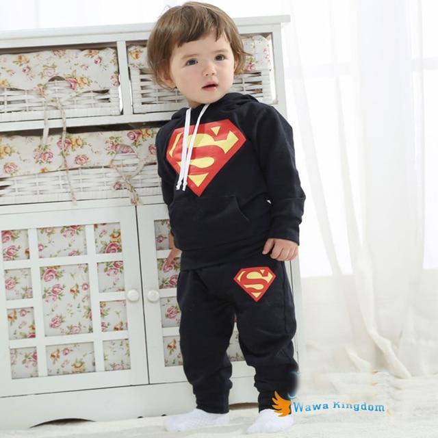 6c770ff047d39 Spiderman Suit for Kids Child Spider Man Clothing Boys Suit Baby Boy Track  Suit Children Set Long Sleeve Sports Hoodies Sets