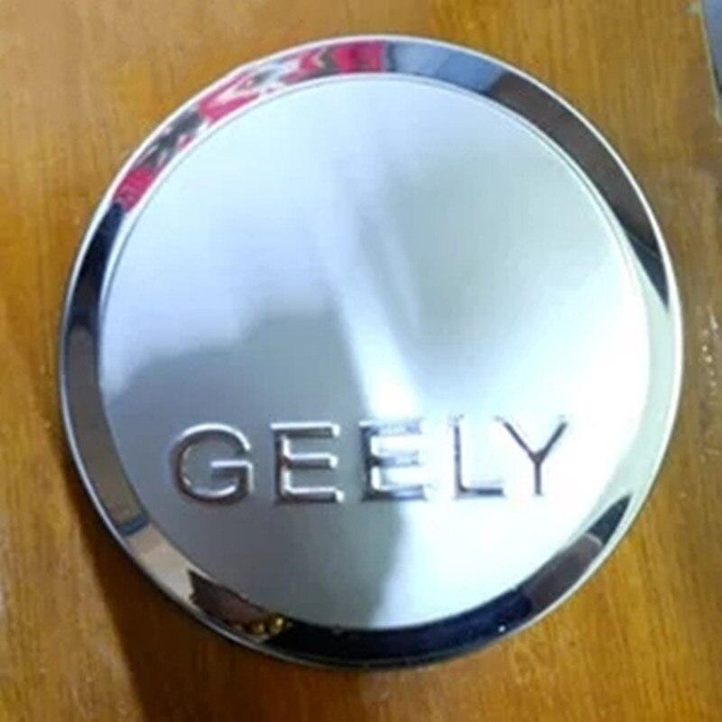 Auto kraftstoff tank tür abdeckung aufkleber für Geely CK, CK2, CK3