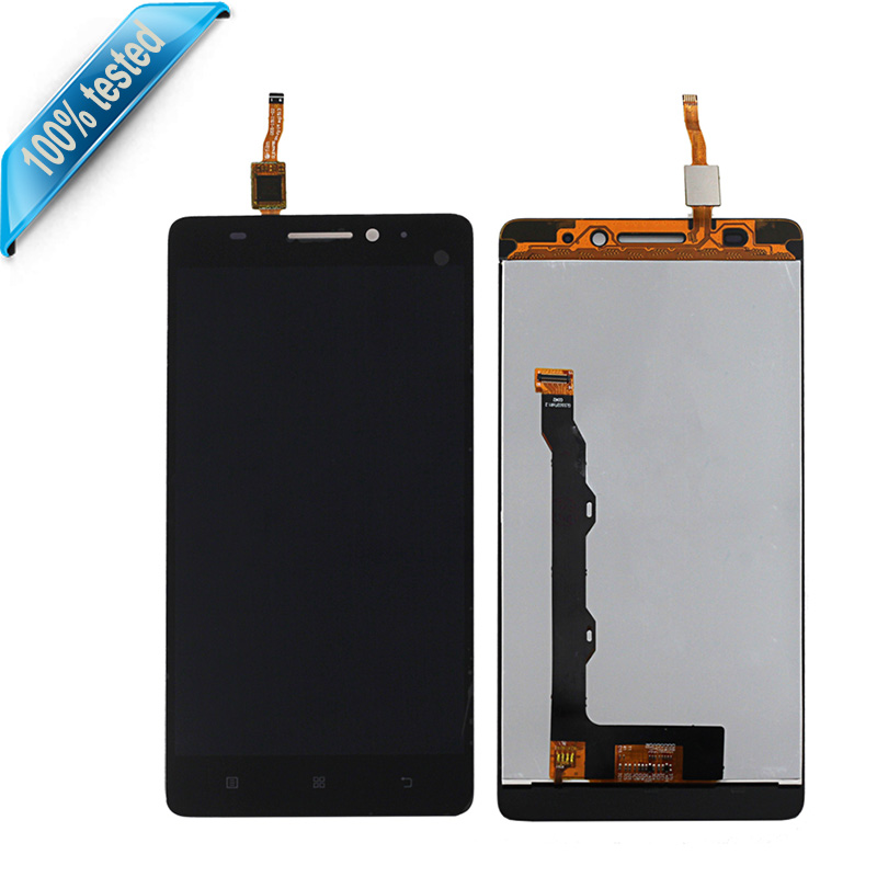 For Lenovo K50-T5 K3 Note K50-t3s Full LCD Screen Display Digitizer With Touch Screen Complete Assembly