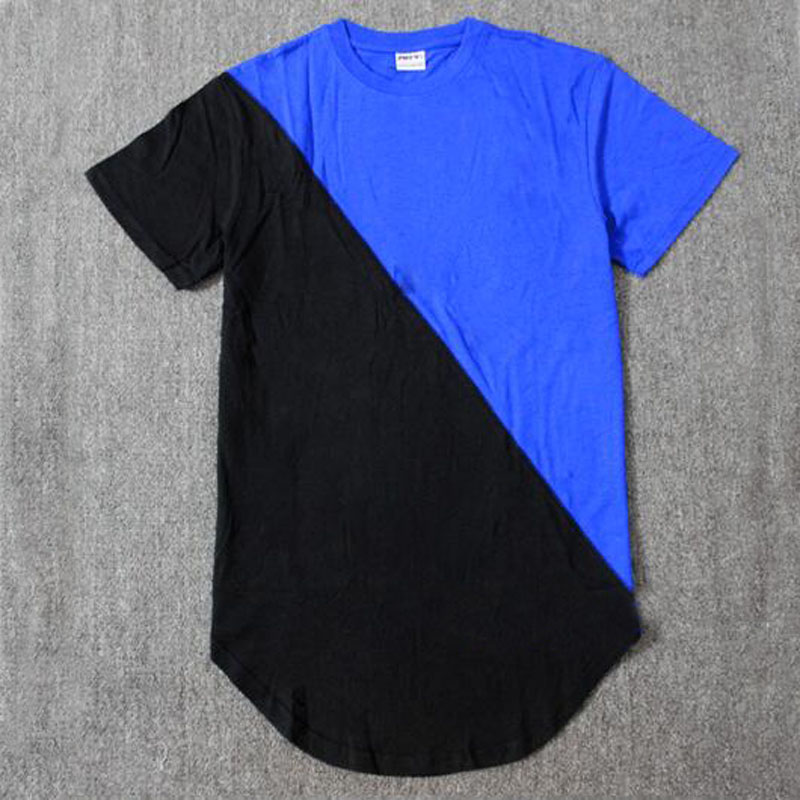 Black And Blue T Shirt