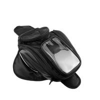 Quality Big Screen Motorcycle Tank Bag Motorbike Oil Fuel Bag Magnetic Motorcycle Oil Fuel Tank Bike