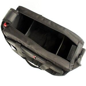Image 4 - PorHD Professional HDV bag Video Camera Camcorder DV Bag for Panasonic HC MDH2GK K AG DVX200MC AG UX180MC AG UX90MC HC MDH2GK