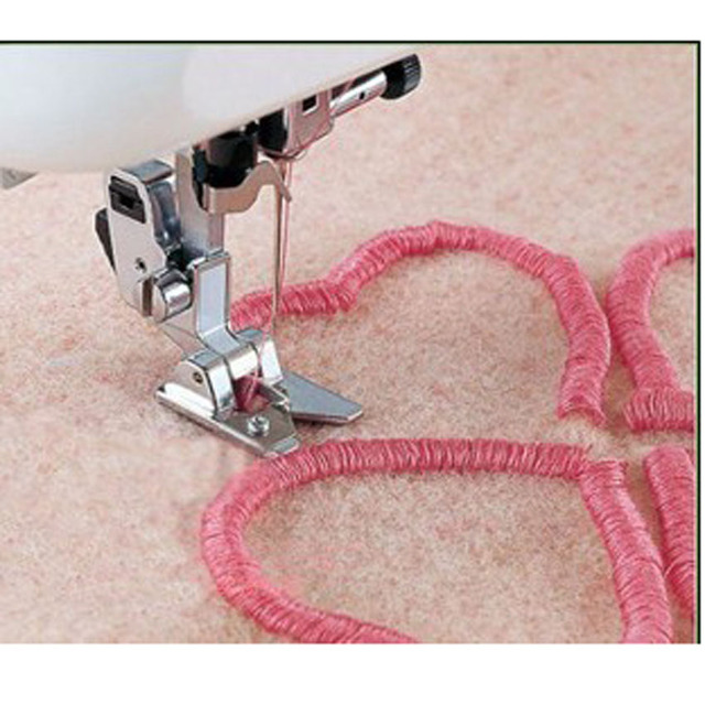 Brothers Singer Juki leap household electric multifunction sewing machine presser feet Jacquard Embroidery