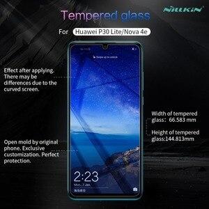 Image 5 - Huawei onur 30 30s 20 Pro 10 9X V10 temperli cam Nillkin güvenlik koruyucu cam ekran koruyucu üzerinde Huawei p40 P30 P20 Lite