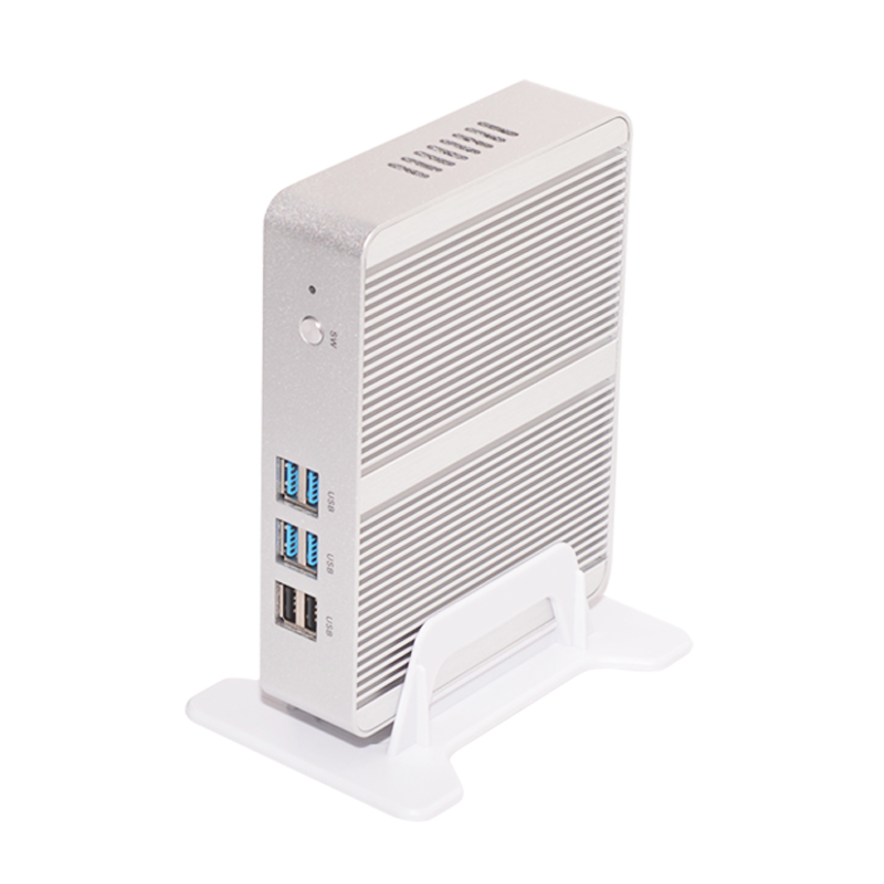 Mini pc i3 nuc 3150u windows 10 micro ordenador barebone hd 5500 gráficos 4 K HT