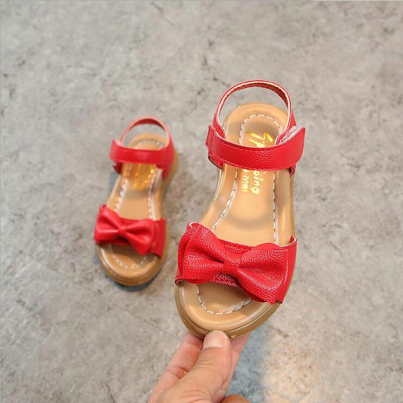 Moda De Sandalias Para Bowknot Niñas Nueva Zapatos Bgy7f6 Verano 2019 shdxCrtQ