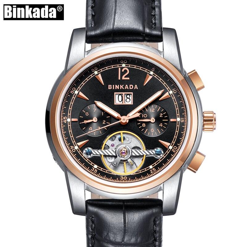 Top Luxury Brand Fashion Automatic Mechanical Watches Men watch Relogio Masculino Sport Business Wristwatch Male Clock