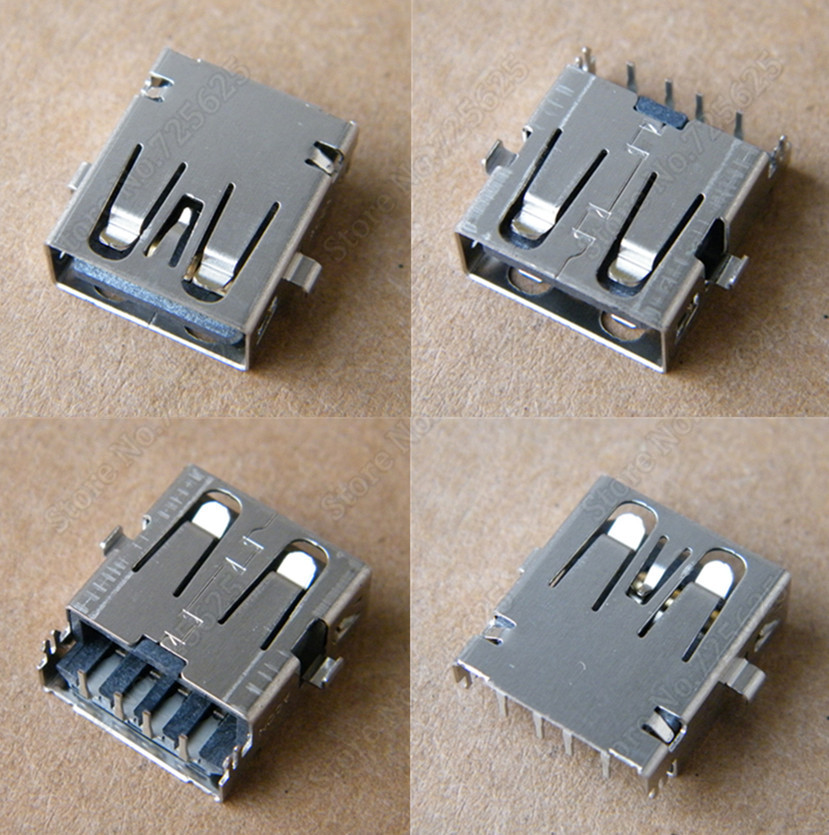 2.0 USB JACK CONNECTOR FOR ASUS X550 X550V X550C X550VC K550 USB 2.0 PORT SOCKET