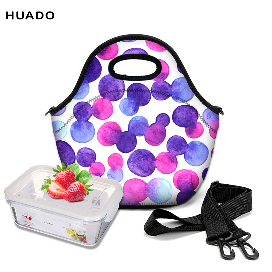 lunch bags for kids women big neoprene lunch box bag