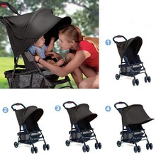Baby Stroller Accessories Anti UV Awningnew away from sunshine Shade universal cover