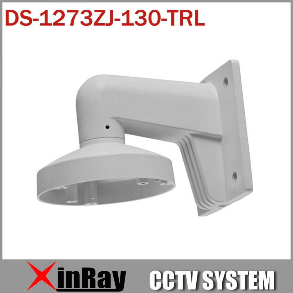 Wall Mount Bracket DS-1273ZJ-130-TRL for DS-2CD2312-I DS-2CD2332-I DS-2CD3312-I DS-2CD3332-I стоимость