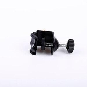 Image 5 - Медная головка CY горячая Распродажа, 1 шт., сверхмощный C образный зажим, тип U образного зажима, освещение для фотостудии с подставкой, винт 1/4 дюйма для студийной вспышки камеры