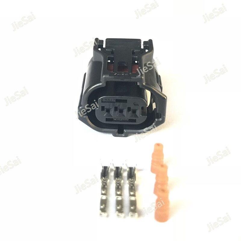 3 Pin Sumitomo 12353 6189-1129 Female Automotive Headlight Lamp Camshaft Sensor Plug Wire Connector For Toyota